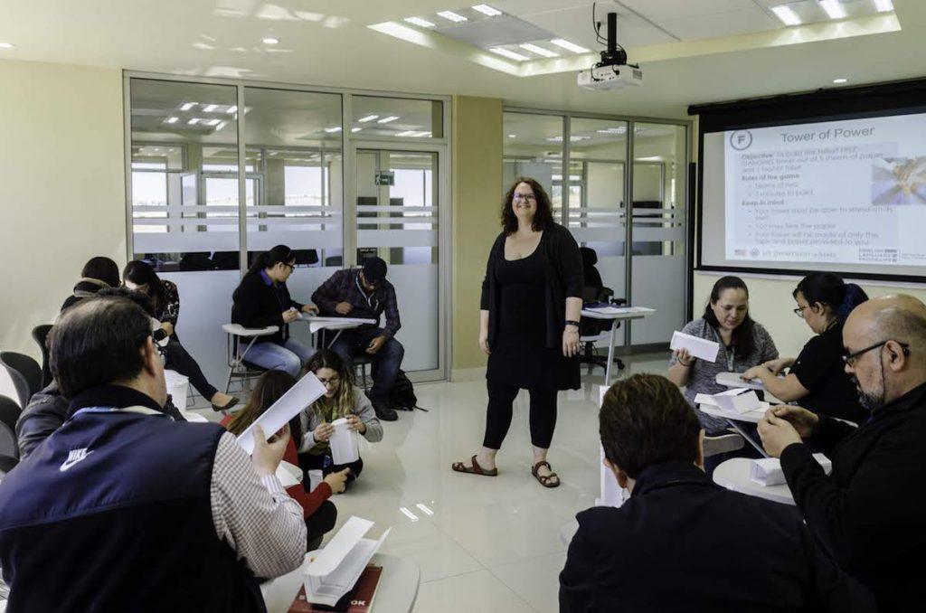 IDELTOnline instructor, Katrina Schmidt