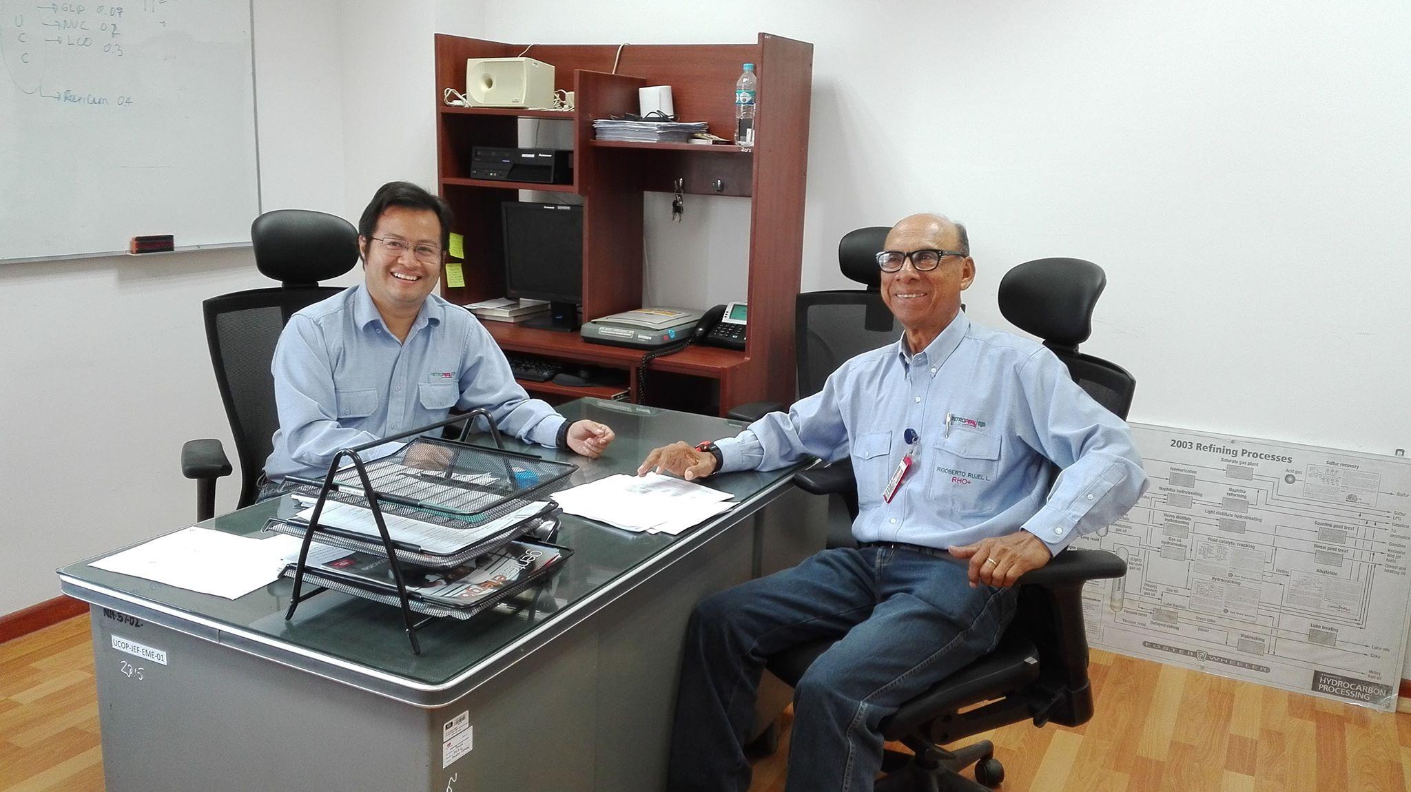 ESL teacher in Peru