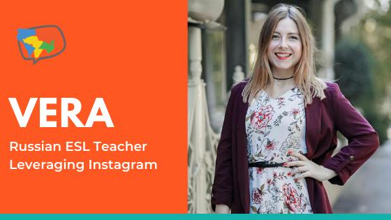 Vera, ESL Teacher in Russia