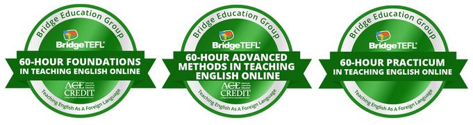 Bridge digital badges