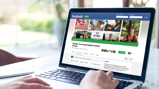 7 Ways You Can Use Social Media to Get More Online English Students -  BridgeUniverse - TEFL Blog, News, Tips & Resources