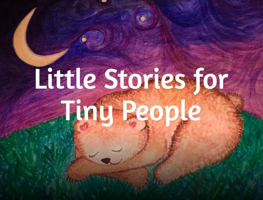 LIttle Stories for Tiny People ESL podcasts for kids
