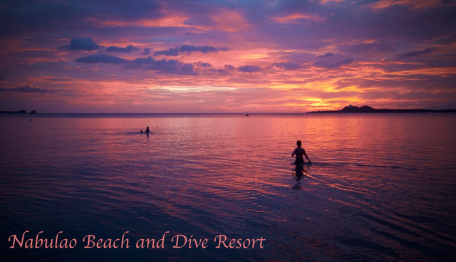 A beach and dive resort in Cebu where Paul used to work as a scuba instructor