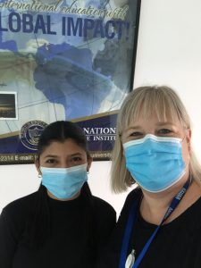English teacher in Nicaragua