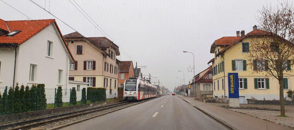 neighborhood in Switzerland