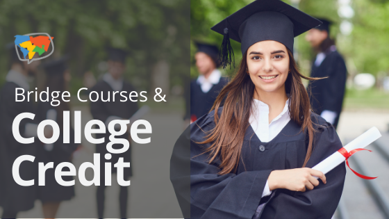 How to Earn College Credit for Bridge TEFL/TESOL Courses