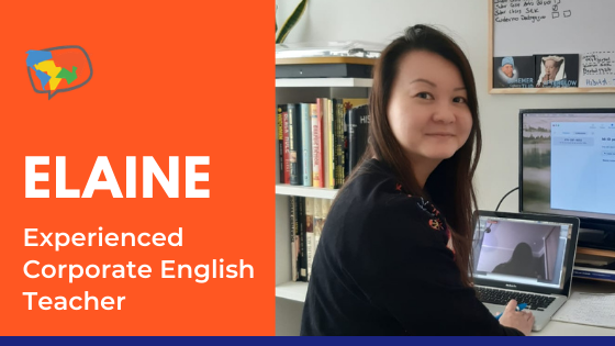 Elaine, From Singapore, Teaching English Online in Chile