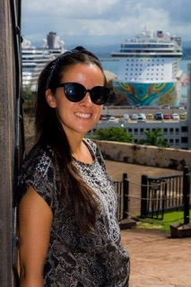 Margarida worked as a receptionist in a cruise ship before becoming an ESL teacher.