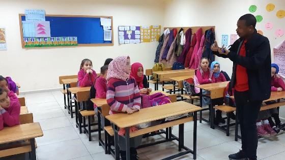 Mohammed Hashiru From Ghana Teaching in Turkey