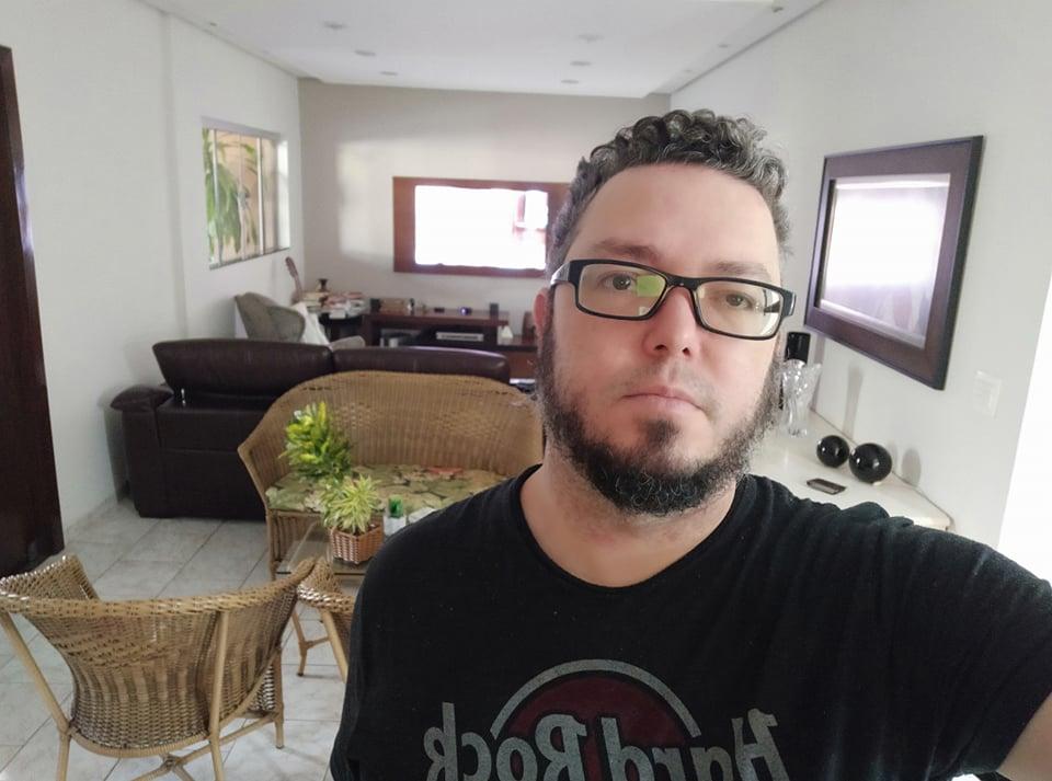 José at his home in São Paulo