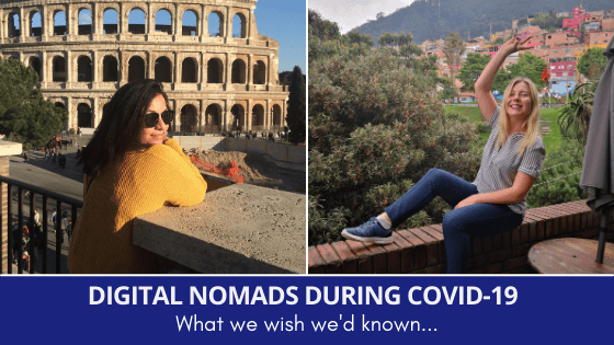 digital nomads during covid-19