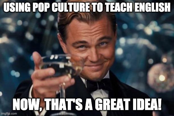 pop culture meme ESL