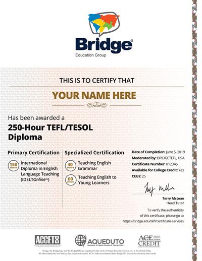 330 Certificate