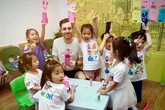 About Teaching English in China
