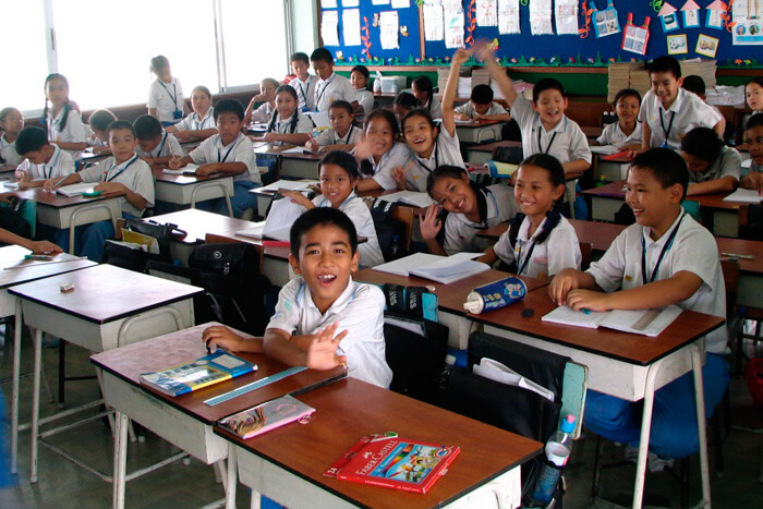 About Teaching English in Thailand