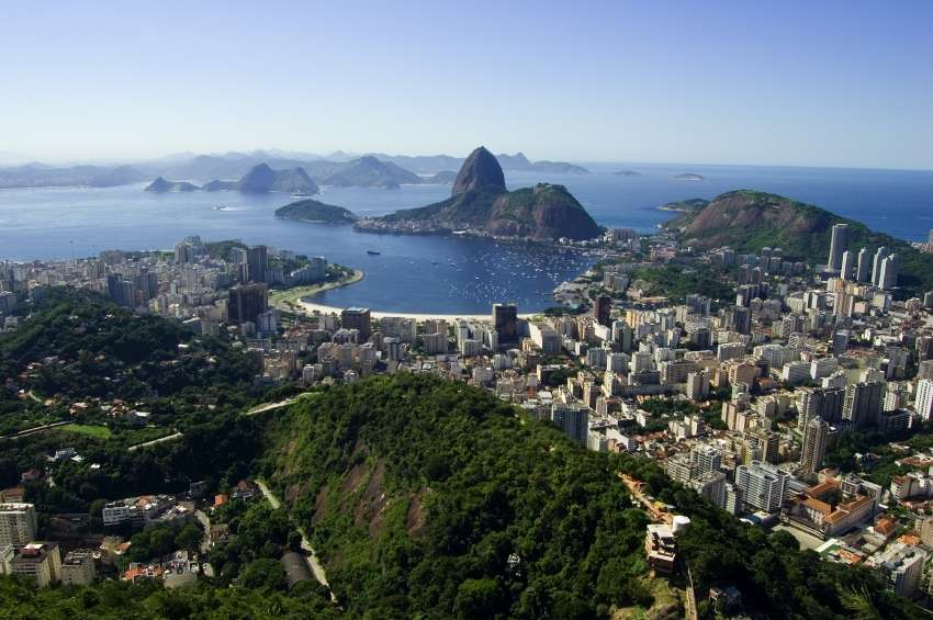 The largest country in South America, Brazil boasts exotic rainforests, breathtaking waterfalls, beautiful beaches, and alluring coastal cities in which two-thirds of the country's population lives.