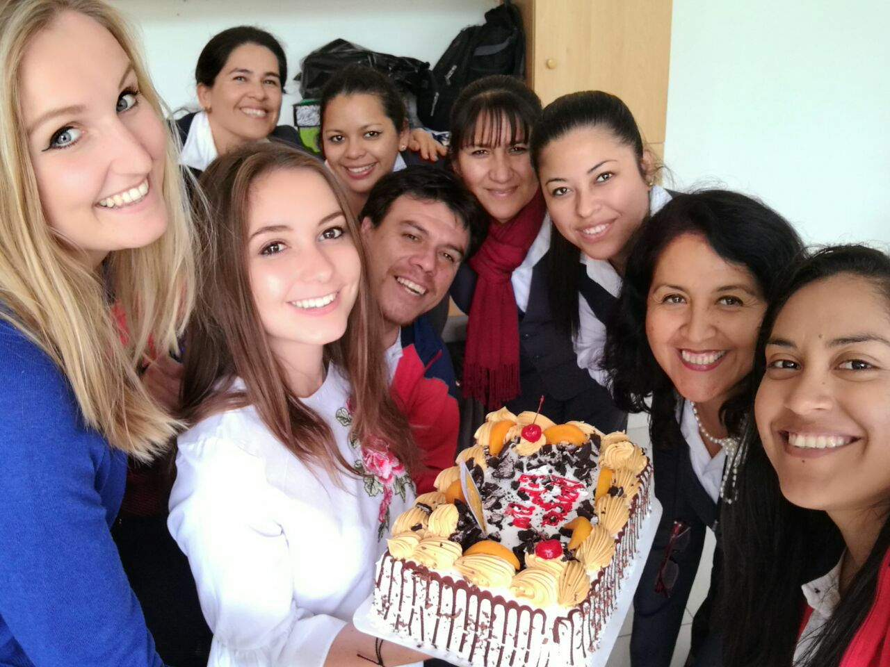 English Teachers staff in Chiclayo