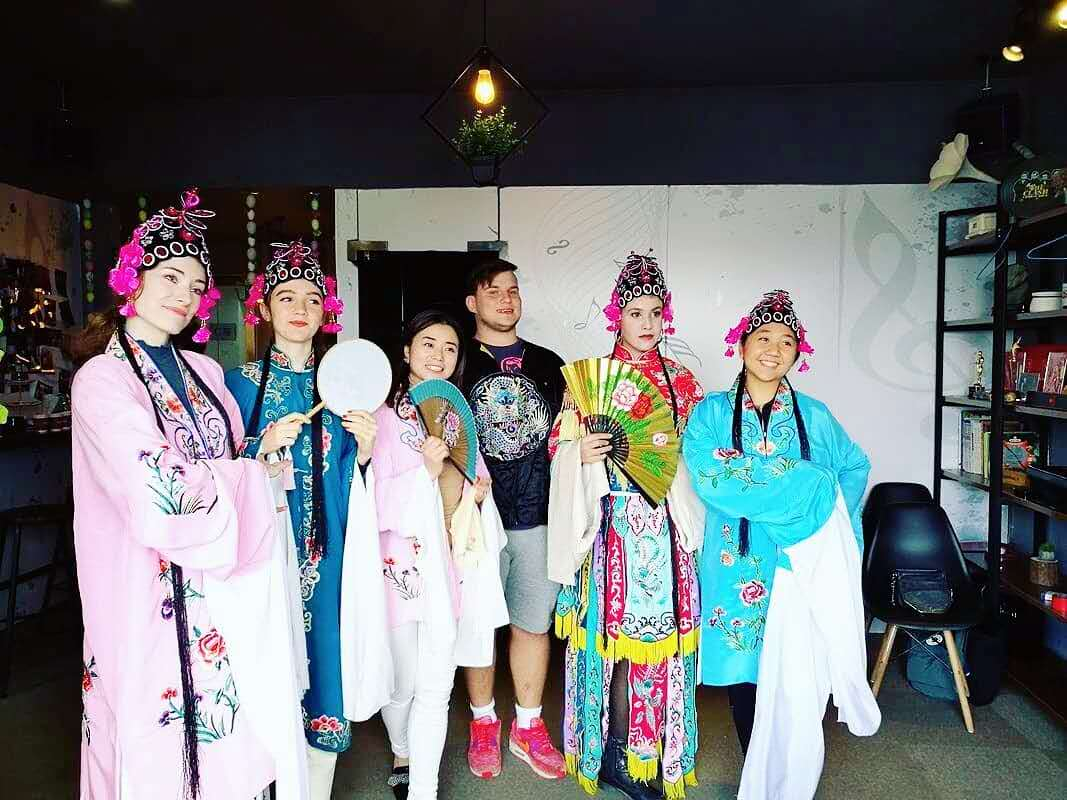 Culture Activity-Peking Opera