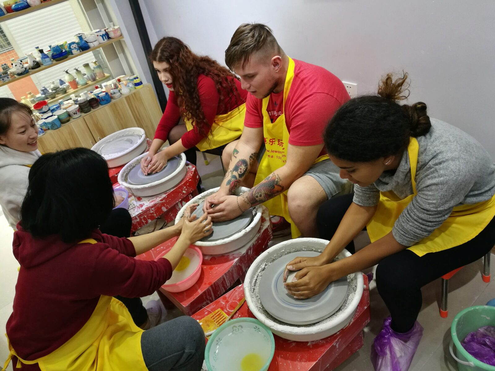 Culture Activity-Pottery Making