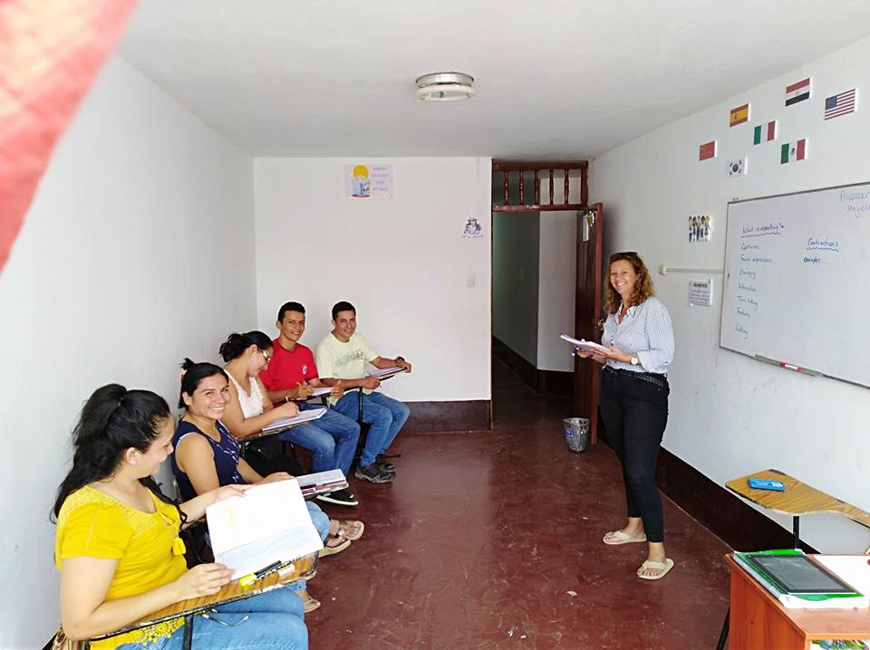 International Language Centre Bagua grande