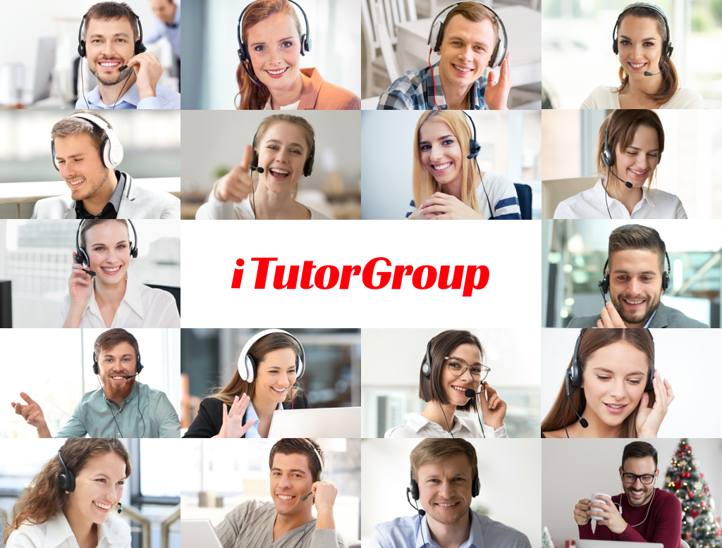 iTutorGroup global family