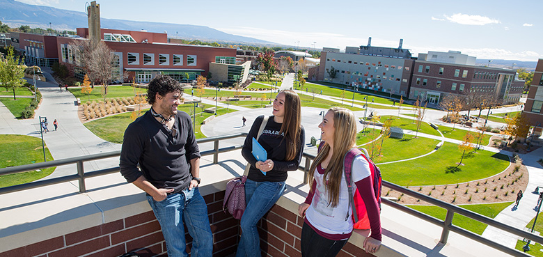 New International Student Scholarship at Colorado Mesa University!