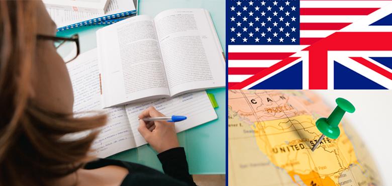 The University Experience in the U.S. vs. the U.K.